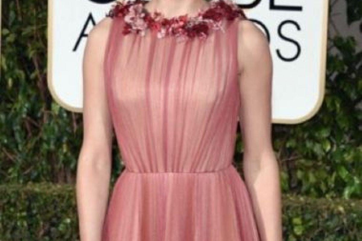 Así lucía Amber Heard antes de solicitar el divorcio a Johnny Depp Foto:Getty Images