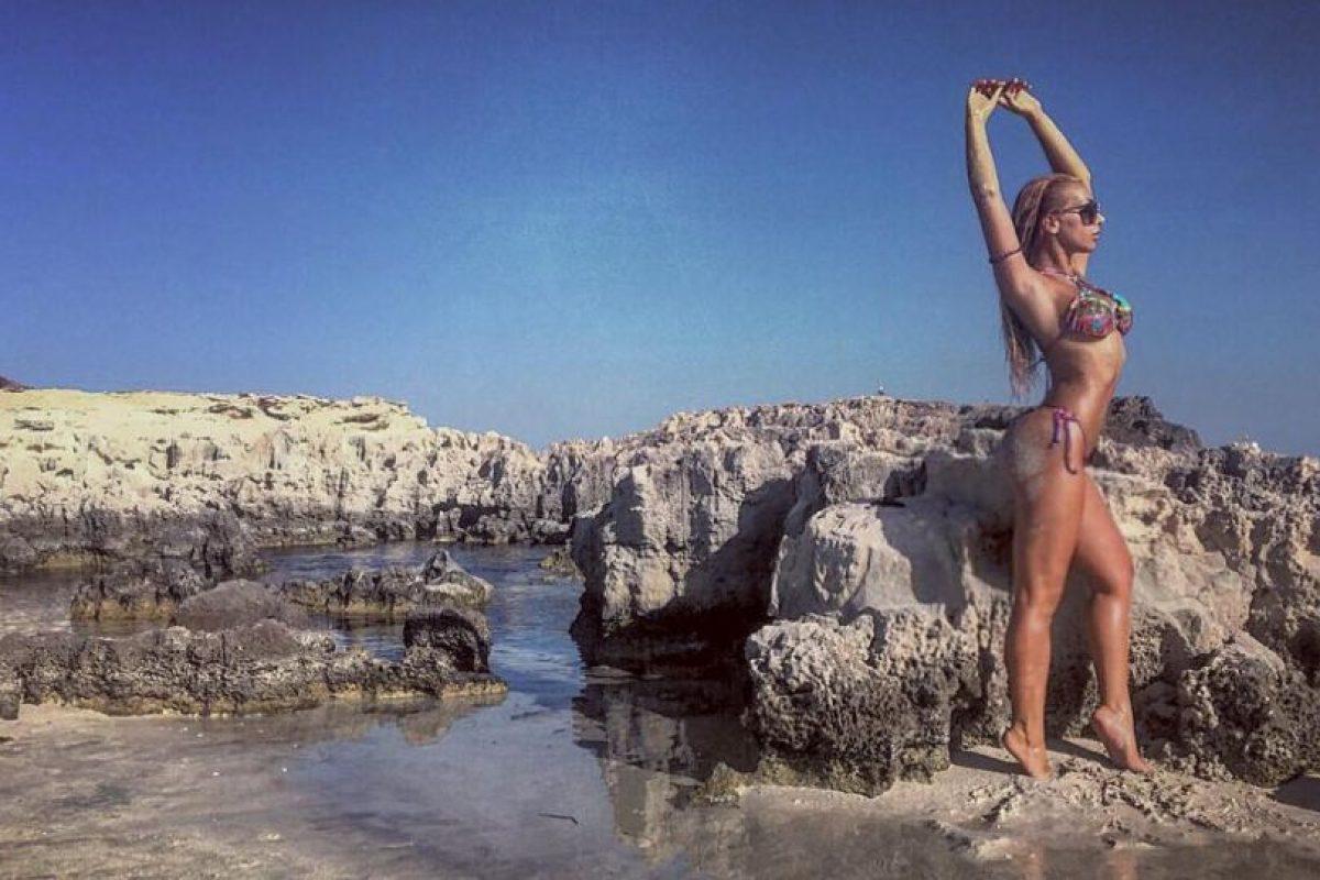 Las mejores imágenes de las redes sociales de Elisa de Panicis Foto:Instagram