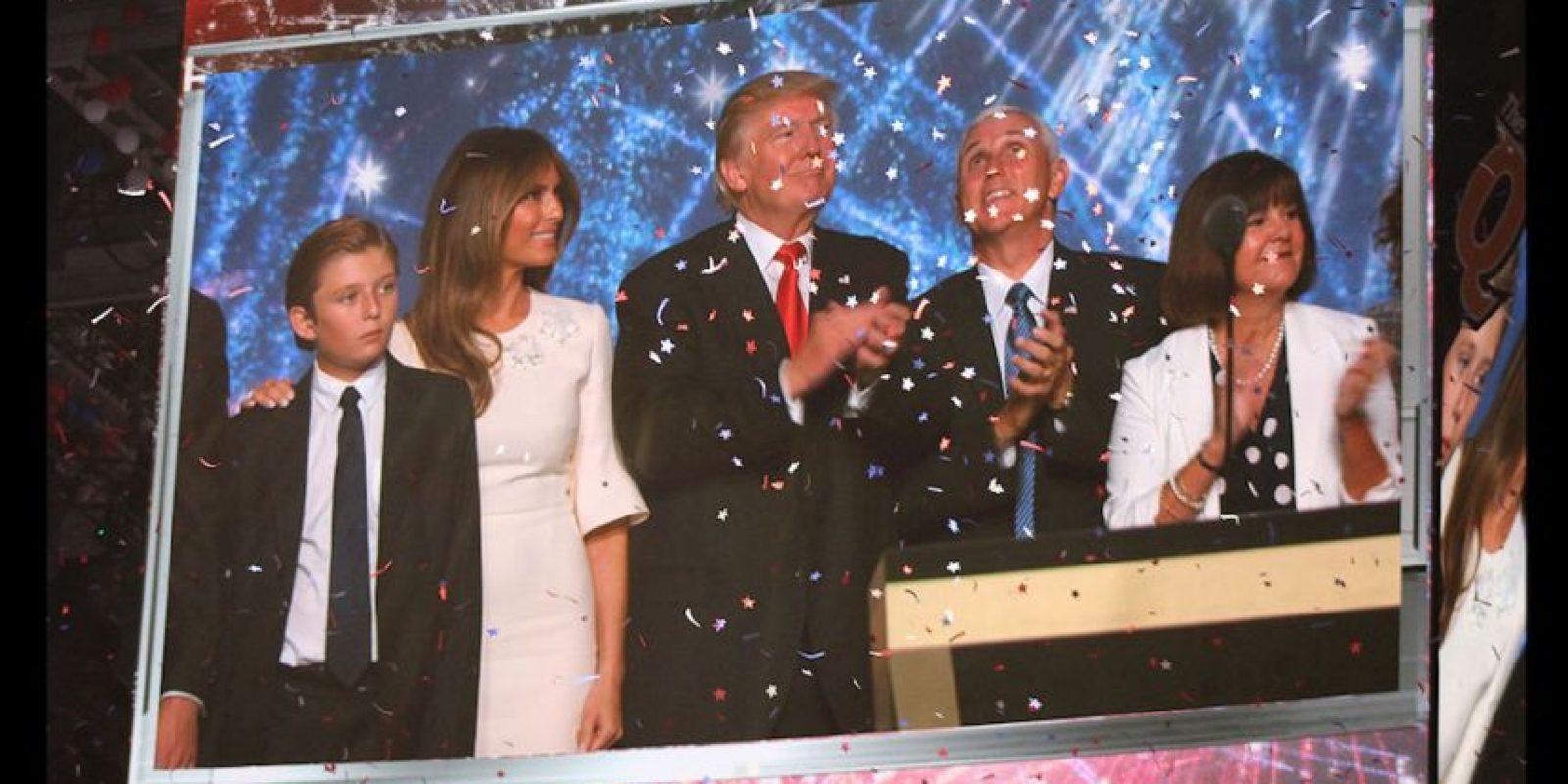 Trump ha sido el candidato que más votos ha obtenido del electorado republicano en la historia del partido. Foto:Publimetro