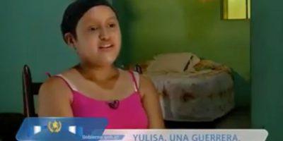 Presidente Morales cumple el sueño de Yulisa, una guerrera de la vida