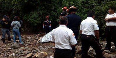 Localizan cuerpo de motorista desaparecido en ruta Interamericana