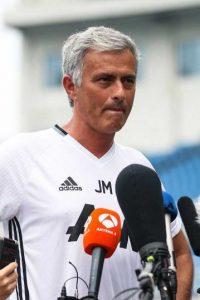 José Mourinho no quiere que sus futbolistas jueguen Pokémon Go. Foto:Getty Images