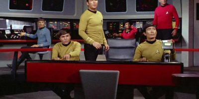 Star Trek es una de las franquicias más importantes del cine estadounidense. Foto:Getty Images