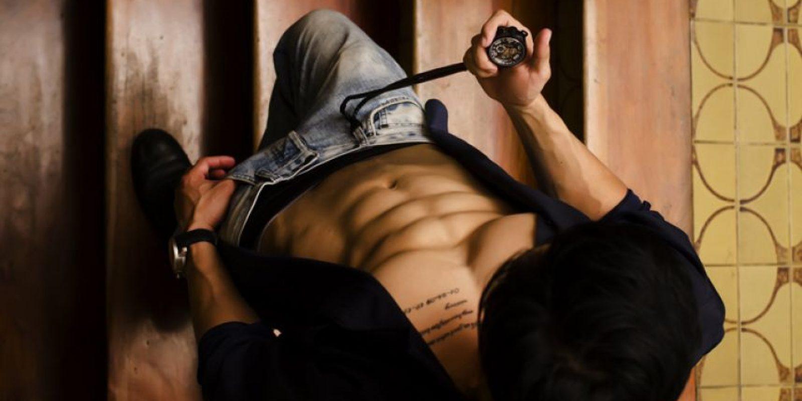 El boxeo también puede ayudar a tener abdominales perfectos. Foto:Pixabay