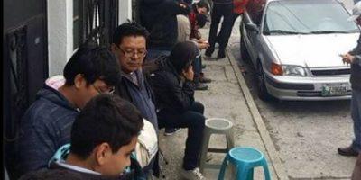 Vecinos de la Parroquia de Candelaria se quejan por contaminación de supuestos devotos