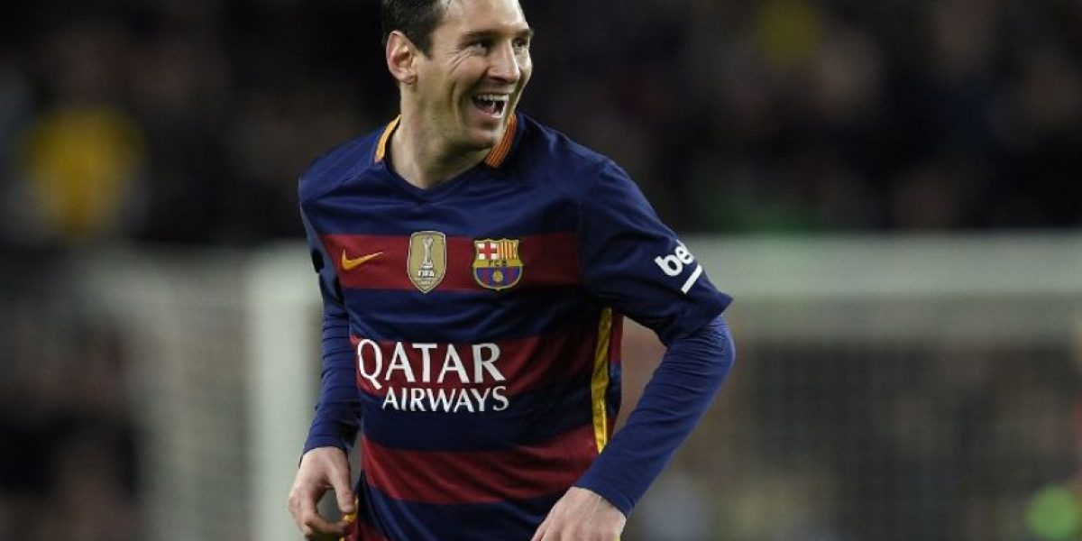 El sorprendente nuevo look de Leo Messi
