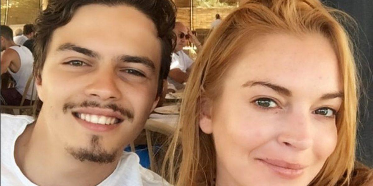 Lindsay Lohan se pelea con su novio y dice estar embarazada