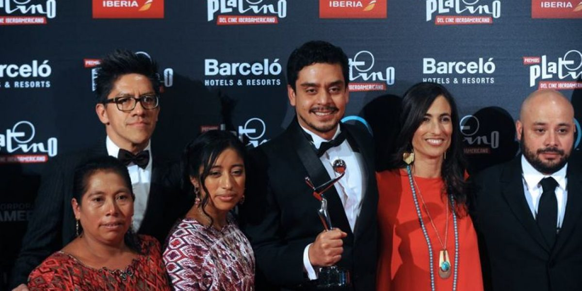 """Los Premios Platino del Cine Iberoamericano premian a """"Ixcanul"""" con el galardón de Ópera Prima"""