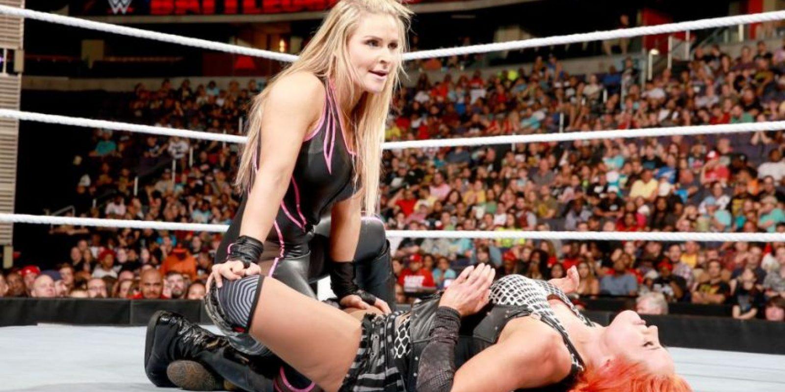 Natalya superó a Becky Lynch Foto:WWE