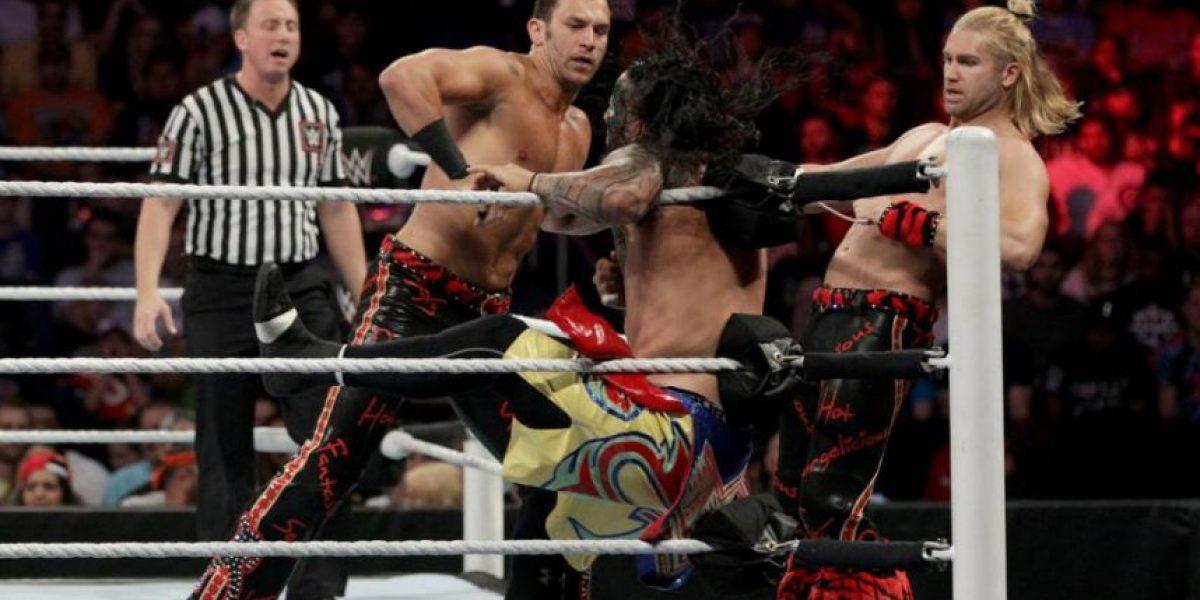 Todos los resultados completos de Battleground, último PPV de WWE