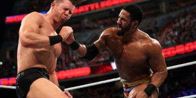 The Miz venció a Darren Ypung Foto:WWE