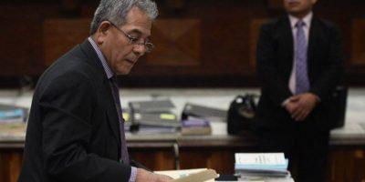 """Gálvez utiliza testimonios para resolver en caso de """"Cooptación del Estado"""""""