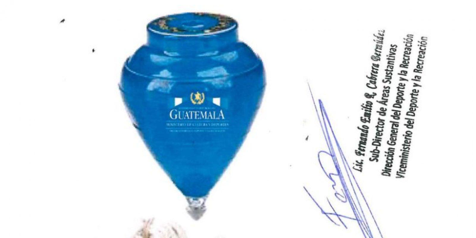 Muestra del producto Foto:Guatecompras