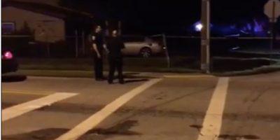 Las autoridades reportaron tres heridos Foto:Facebook.com