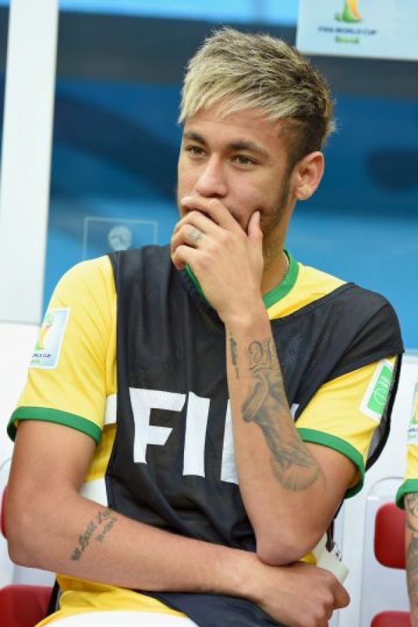 Neymar Foto: Getty Images