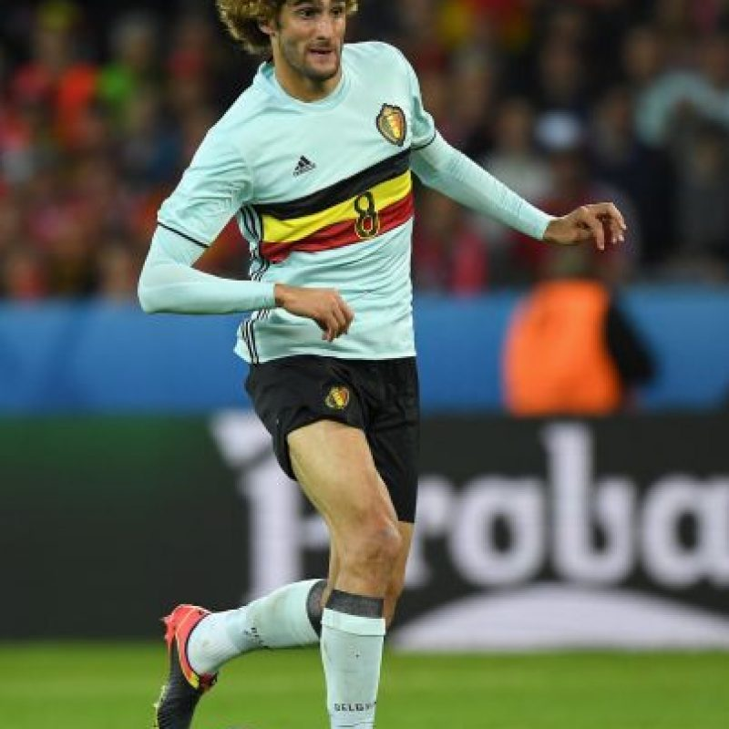 Marouane Fellaini Foto: Getty Images