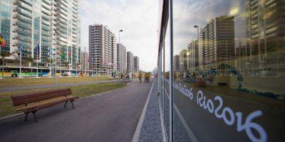 Así luce la villa olímica de Río 2016 Foto:Getty Images