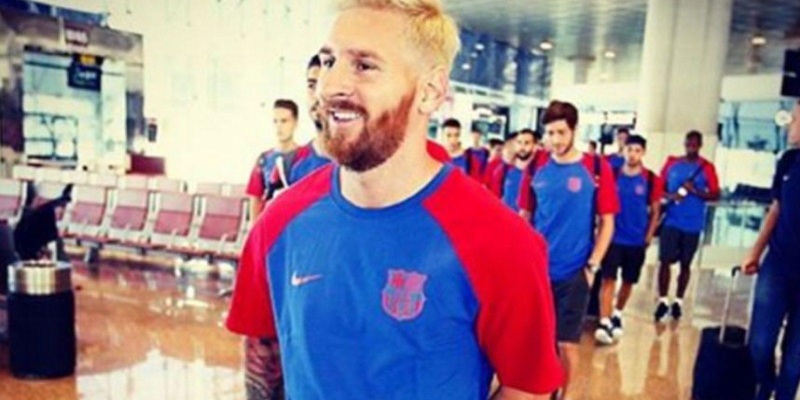 Lionel Messi Foto:FC Barcelona