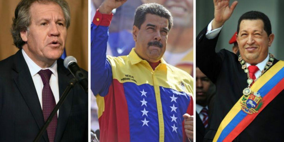 La polémica petición de la OEA a Maduro que involucra a Hugo Chávez
