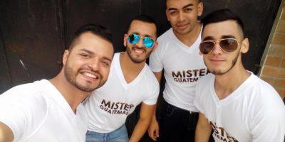 Foto:Facebook Mister Guatemala Nacional