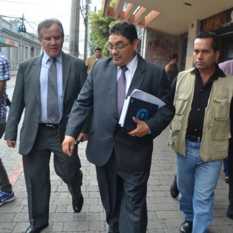 García Fuentes explica que se volverá a reunir con los presos de Pavón Foto:José Castro