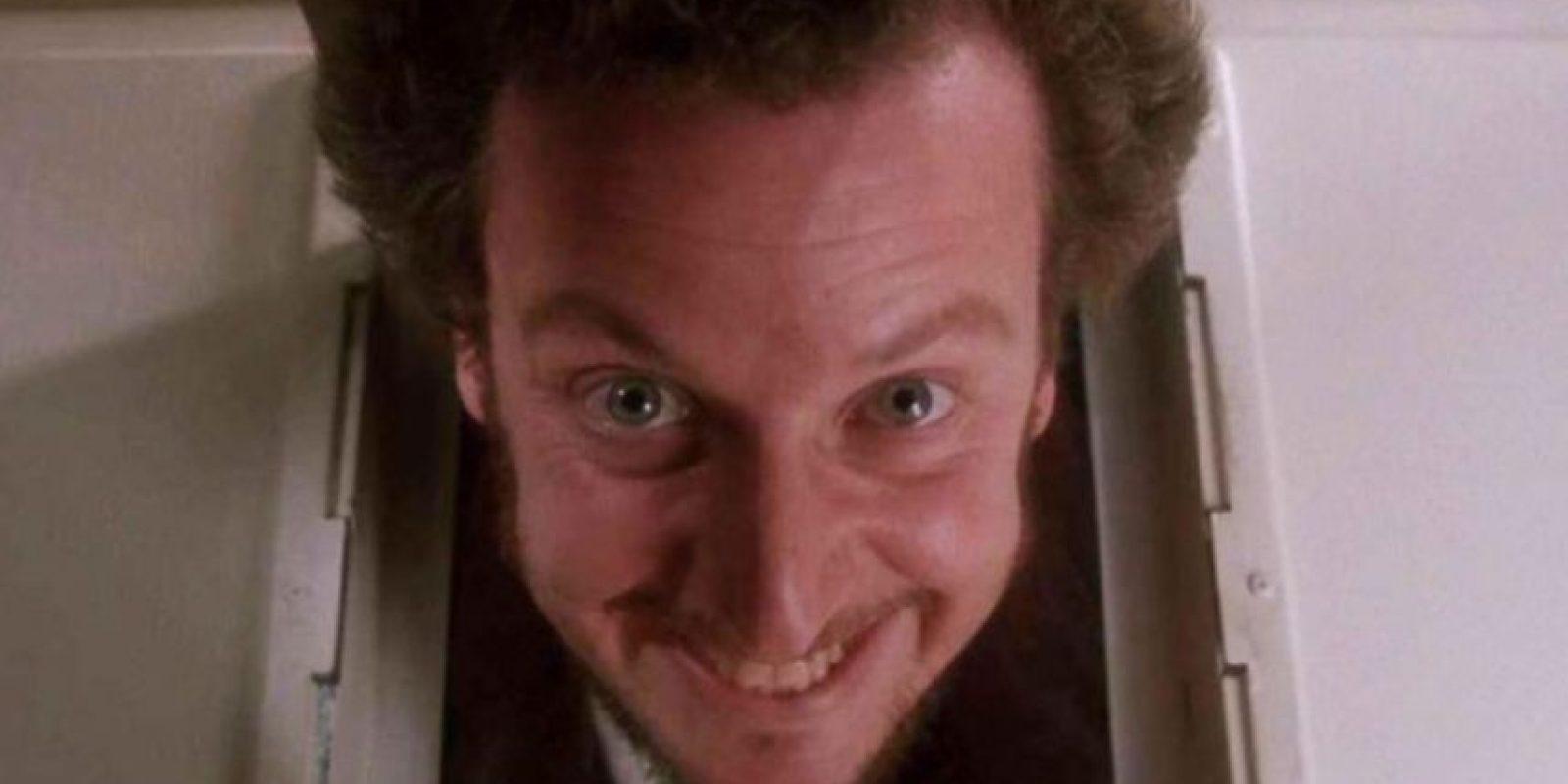 Daniel Stern era Marv, el más tonto de los dos ladrones Foto:20th Century Fox