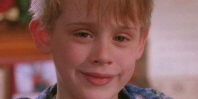 Macauly Culkin era Kevin McAllister, el protagonista Foto:20th Century Fox