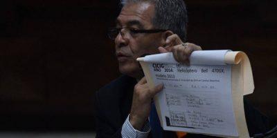 """Juez Miguel Gálvez: """"Es evidente el lavado de dinero y la asociación"""""""