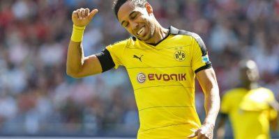 Patrice Emerick Aubameyang no saldrá del Borussia Dortmund Foto:Getty Images
