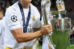 6. James Rodríguez. Fueron 80 millones de euros los que dio Real Madrid a Mónaco por el colombiano en 2014 Foto:Getty Images
