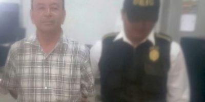 Hombre de 63 años es capturado como sospechoso de haber abusado sexualmente de niña de 12