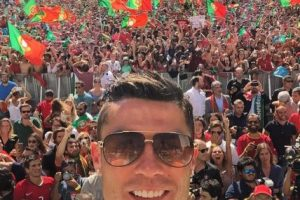 Miren las mejores imágenes de las redes sociales de Cristiano Ronaldo Foto:Vía instagram.com/cristiano