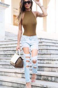 La modelo italiana que confesó haber tenido una cita romántica con Cristiano Ronaldo Foto:Vía instagram.com/cribuccino