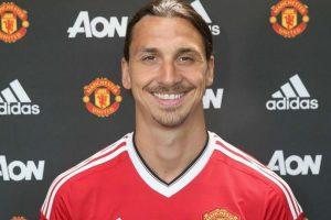 Manchester United es el nuevo club de Zlatan y llegó gratis tras terminar su contrato Foto:Twitter Manchester United