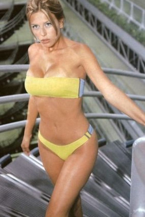 Catalina Maya fue la última modelo de esta generación de mujeres voluptuosas y emprendedoras. Foto:vía Fotoblog