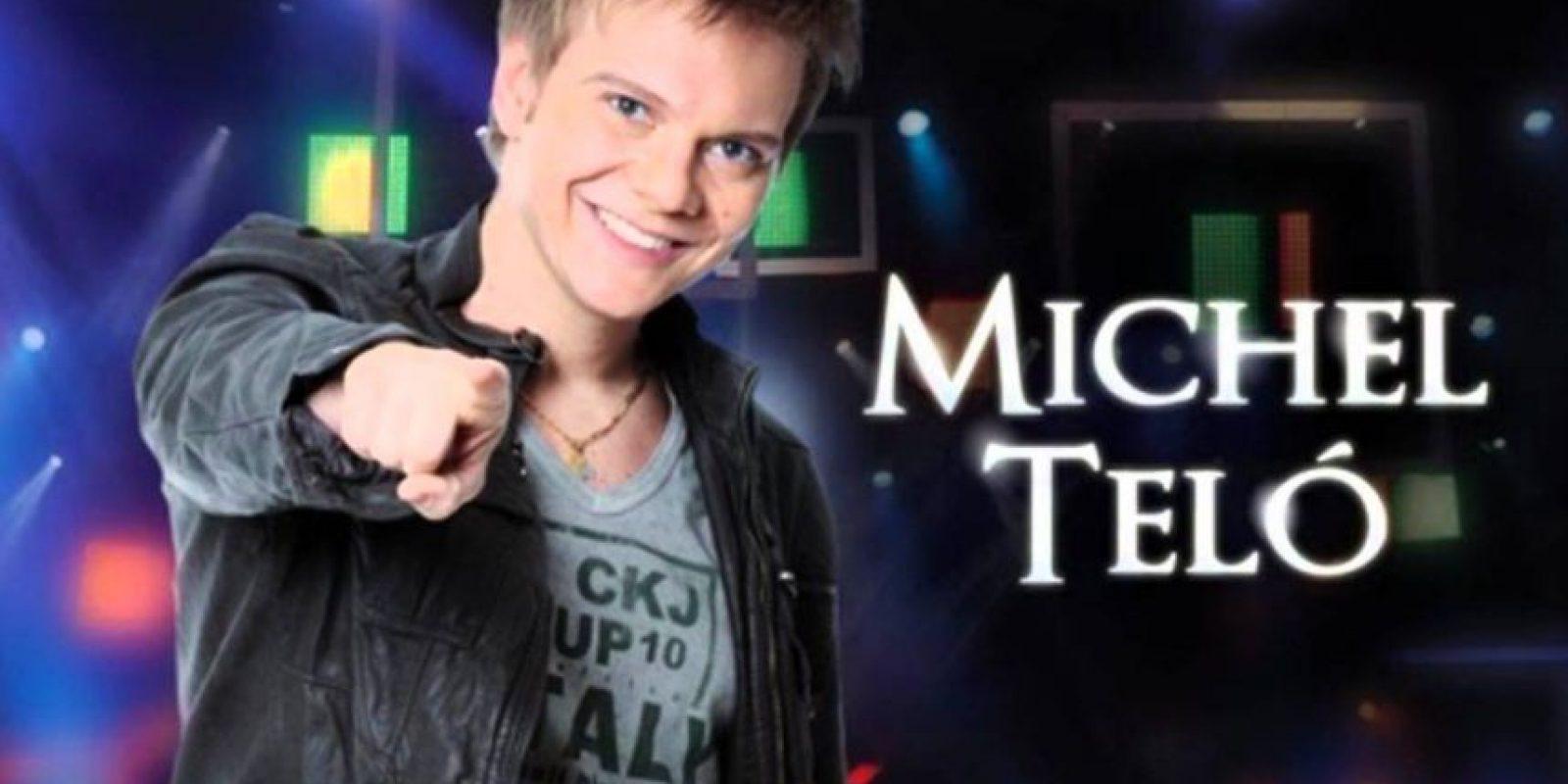 Michel Teló llegó a versionarla hasta en inglés. Foto:Coveralia