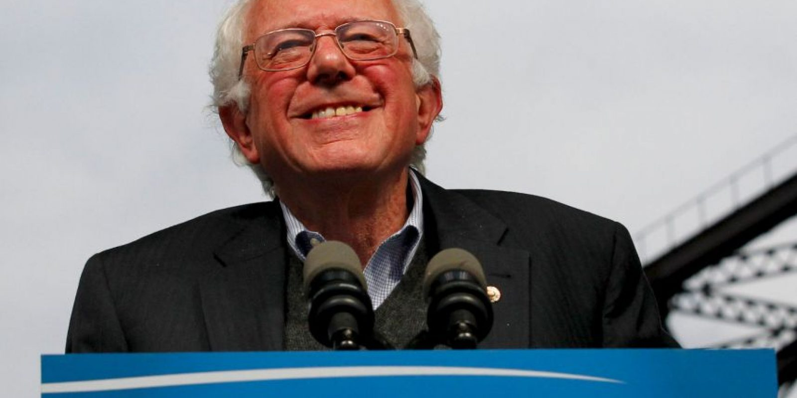 Senador Bernie Sanders. Foto:Getty Images