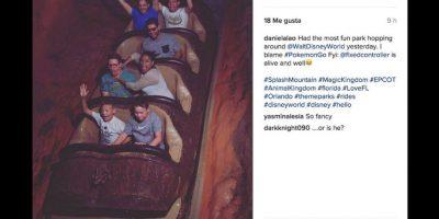 Disney World es uno de los parques temáticos más grandes y populares del mundo. Foto:Instagram/danielalao