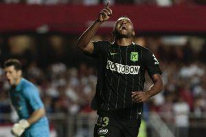 Atlético Nacional, en tanto, llegó al partido decisivo tras ganarle a Sao Paulo Foto:AFP