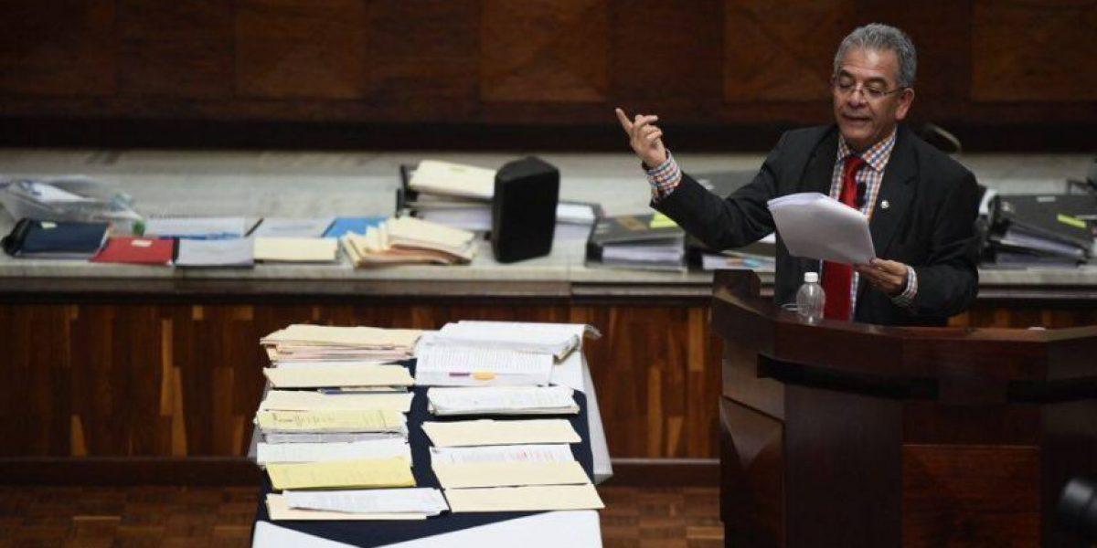 """Juez Gálvez: """"consideré prudente analizar los indicios"""""""
