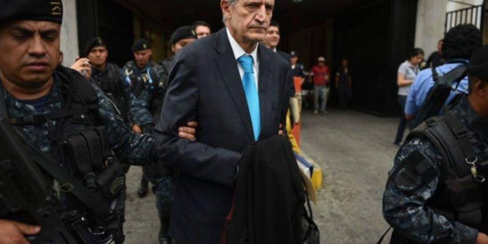 Flavio Montenegro ligado a proceso. Foto:Publinews