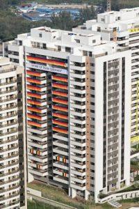 La Villa Olímpica se ha llevado críticas de distintos sectores Foto:Getty Images