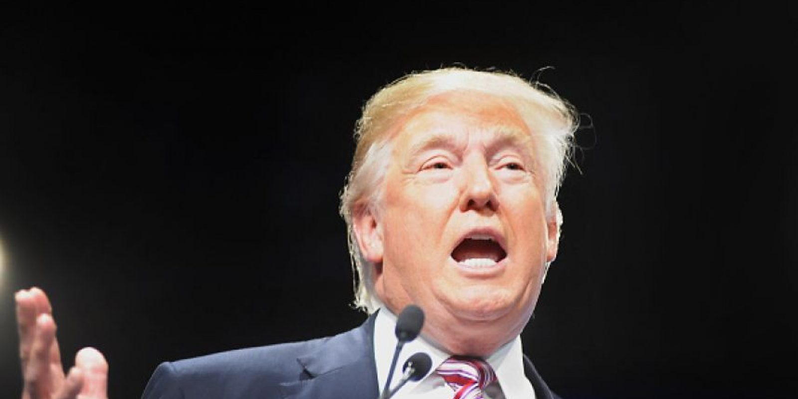 ¿Que tan millonario es Donald Trump? Foto: Getty Images