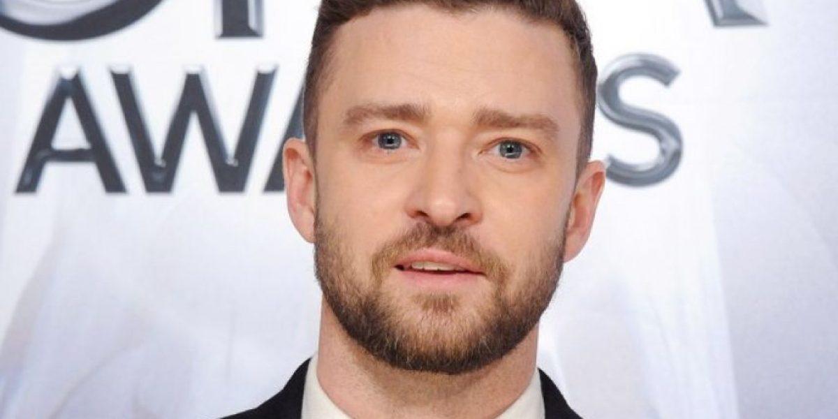 VIDEO. Fan abofetea a Justin Timberlake en un torneo de golf