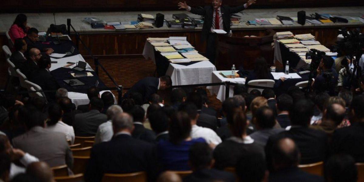 Juez liga a proceso a los sindicados del caso Cooptación el Estado