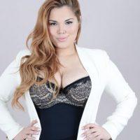 María Jiménez Pacífico es una exitosa modelo plus size que ha tenido éxito en Europa y Estados Unidos. Foto:vía Facebook/María Jiménez Pacífico