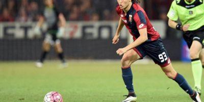 Genoa compró el pase de Diego Laxalt tras su préstamo en la temporada pasada Foto:Twitter Genoa