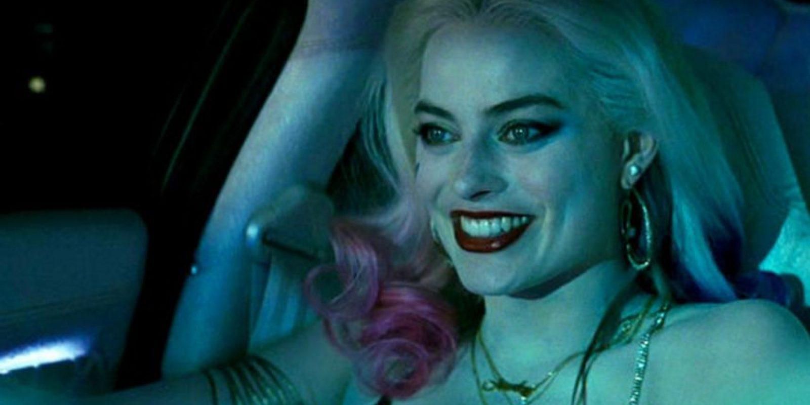 """Sin duda, Margot Robbie es la estrella de """"Escuadrón Suicida"""". Foto:Warner Brothers"""