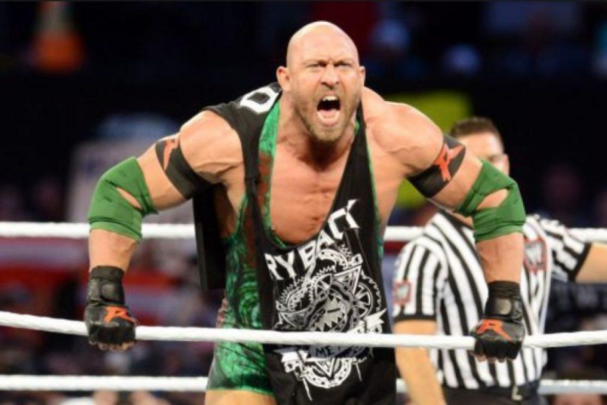 Ryback. Tiene problemas con su contrato Foto:WWE