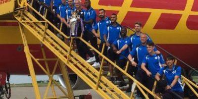 La foto del Leicester que abrió las dudas en Inglaterra